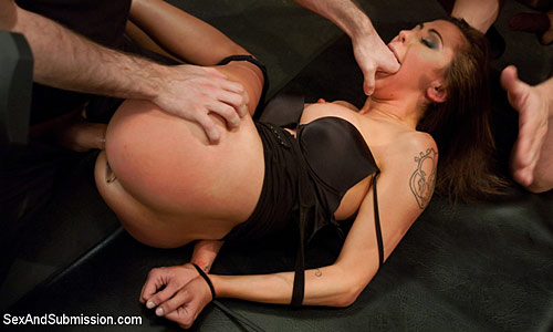 Princess Donna Dominated
